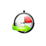 Fast delivery icon. Vector Stock Photos