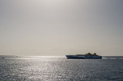 Fast ferry Fred. Olsen Express Stock Photography