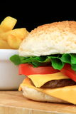 Fast food 1 Royalty Free Stock Images