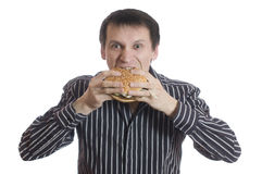 Fast food. Stock Photo
