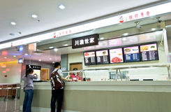 Fast food Fotografia de Stock