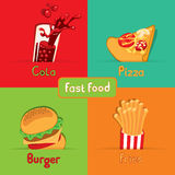 Fast food Royalty Free Stock Image