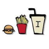 Fast Food Zdjęcia Royalty Free
