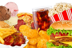 Free Fast Food Stock Photos - 37814283