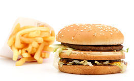 Fast food Zdjęcie Stock