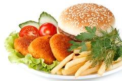 fast food fotografia royalty free