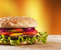 Fast food Imagens de Stock Royalty Free