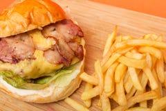 Fast food Stock Image