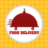 Fast Food design Stock Photography