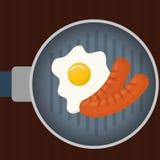 Fast Food design Stock Image