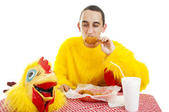 Fast Food Diet stock images