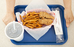 Fast Food Meal Stock Photos
