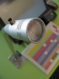 Fast Food Microphone Royalty Free Stock Photos