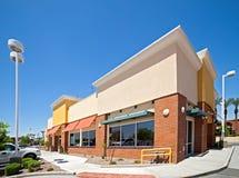 fast food restauracja Zdjęcia Stock