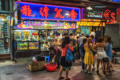 Fast Food w Hong Kong fotografia stock