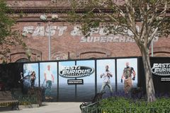 Fast furious, new ride coming in Universal Studios. Fast furious new ride coming in Universal Studios. If you want to talk about this topic, it is better to use stock photography