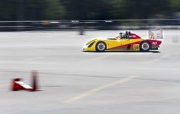 Fast race car Stock Photo