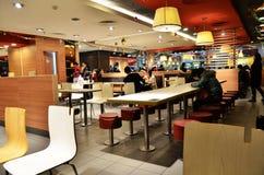 Fast restaurant Royalty Free Stock Photo