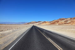 Fast  road in the Stock Photography