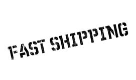 Fast Shipping rubber stamp Royalty Free Stock Photos