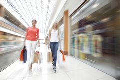 Fast shopping royalty free stock photo