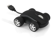 Fast speed mouse Royalty Free Stock Photos