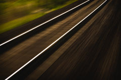 Fast Track Royalty Free Stock Images