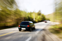 Fast Traffic Stock Photos