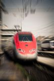 Fast train Stock Images