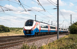 Fast train Stock Photos