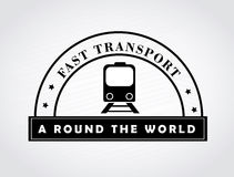 Fast transport Royalty Free Stock Photography