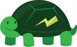 Fast Turtle Stock Image