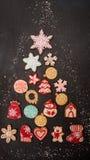 Fast utgift av bakgrund för ferie för nytt år för jul greeting lyckligt nytt år för 2007 kort Arkivbild