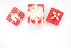 Fast utgift av det lyckliga nya året för tillbehör eller det lyckliga begreppet för för födelsedag eller glade jul Arkivbild