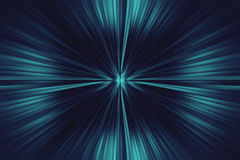 Fast zoom in motion high speed animation background Royalty Free Stock Photography