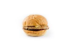 Fasta food hamburger Obraz Stock