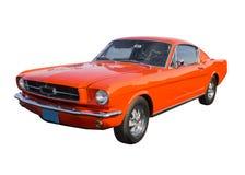Fastback 1965 del mustango de Ford Imagen de archivo