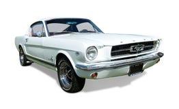 Fastback 1965 do mustang de Ford Fotografia de Stock Royalty Free
