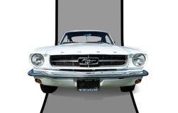 Fastback 1965 Ford Мустанга стоковые фотографии rf