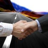 Fasten Abkommen Stockfotos