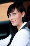 Fasten seat belt Royalty Free Stock Photo
