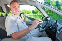 Fasten seatbelts Stock Photos