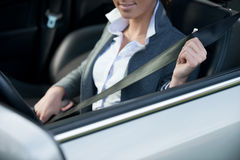 Fasten your seat belt Royalty Free Stock Images
