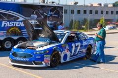 Fastenal NASCAR zdjęcia stock
