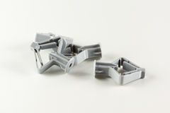 Fasteners for construction work Royalty Free Stock Photo