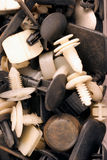 Fasteners Royalty Free Stock Photography