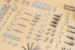 Fasteners Royalty Free Stock Image