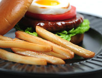 Fastfood Royalty Free Stock Photography