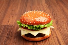 Fastfood Royalty Free Stock Photo