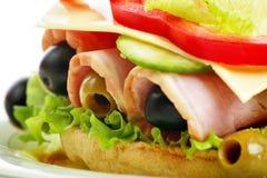 Fastfood Stock Image